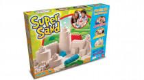 Kinetický písek Super Sand - Hrad - VÝPRODEJ