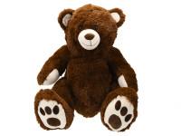 Medvěd plyšový 58 cm sedící