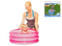 Bazén 70x30 cm 3 komory 48 L - mix barev