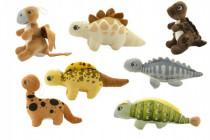 Dinosaurus plyš 15cm 0m+ - mix variant či barev