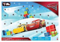 Adventní kalendář Cars 3