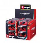 Bburago 1:64 Ferrari Race & Play - mix variant či barev
