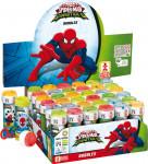Bublifuk Spider-man 60ml - VÝPRODEJ