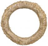Kroužek slaměný - 15 / 16 cm - 10 ks