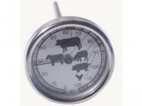 teploměr vpichovací do potravin pr.5x12cm 14.1002.60.90