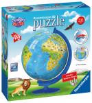 Ravensburger puzzle Dětský Globus (anglický) 180 dílků