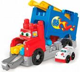 Mega Bloks kamión s dráhou