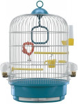 Klec pták s výbavou, mix barev Regina Ferplast prům. 32,5 x 49 cm