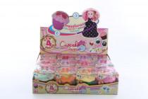 Panenka Cupcake surprise muffin s překvapením série 4 - mix variant či barev