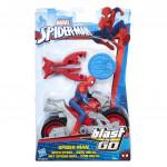 Spiderman 15 cm Spiderman na čtyřkolce - mix variant či barev