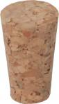 Zátka korek kónická 24 x průměr 15/11 mm - 10 ks