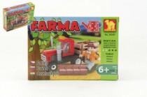 Stavebnice Dromader Farma 28301