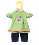 Dolly Moda Šatičky s legínami 38-46 cm
