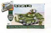 Stavebnice Dromader Vojáci Tank 22502