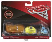 CARS 3 AUTA 2KS - mix variant či barev