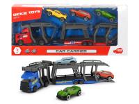 Autotransportér 28 cm + 3 autíčka - mix variant či barev