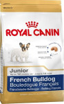 Royal Canin BREED Francouzský Buldoček Junior 3 kg