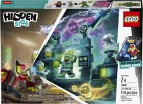 Lego Hidden Side J. B. a jeho laboratoř plná duchů