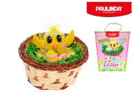 Paulinda Happy Easter 1x5 g + 2x8 g kačátko s košíkem a doplňky