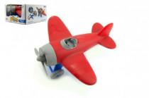 Letadlo plast 20cm