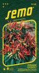 Semo Papričky okrasné - směs nízkých 0,3g