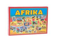 Logické hry Afrika