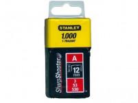 spony 12mm typ A (1000ks) STANLEY