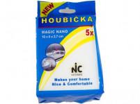 houbička MAGIC NANO 10x6x2,7cm (5ks)