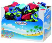 Bagr, míchačka, nakladní autíčko 20 cm - mix variant či barev