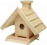 Krmítko pro venkovní ptactvo - č. 9, villa