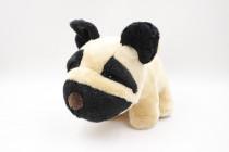 Mazlící plyšové zvířátko - Pes Big Mouth 3. 20 cm