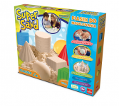 Kinetický písek Super Sand - Klasik - VÝPRODEJ