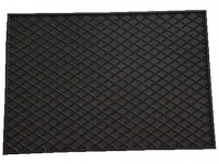 rohož guma 40x50cm ČER (velká) R1/352