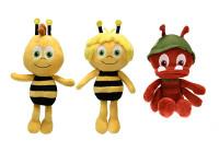 Včelka Mája plyšová 22 cm - mix variant či barev