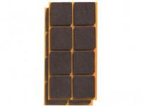 ochrana podlah filcová 25x25mm HN (16ks)