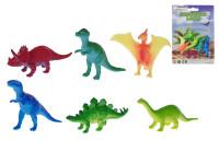 Dinosauři 6 ks 6,5-8 cm
