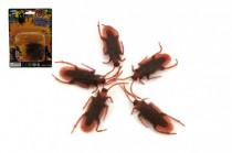 Hmyz švábi plast 4cm