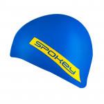 Spokey FREESTYLE Plavecká čepice silikonová modrá