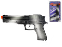 Pistole 22 cm na setrvačník jiskřící