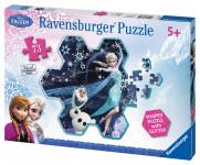 Disney Ledové království - Elsina sněhová vločka 73d