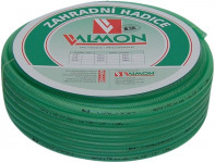 """Hadice zelená transparentní Valmon - 5/8"""", role 50 m - 1 rol"""