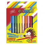 Fixy 12 barev, vypratelné