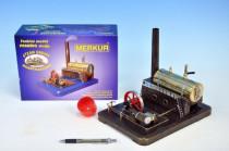 MERKUR Funkční model parního stroje Medium krabici