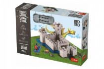 Stavějte z cihel Pevnost stavebnice Brick Trick