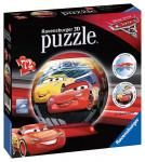 Disney Auta 3 puzzleball 72 dílků - VÝPRODEJ