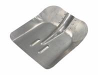 Lopata rovná malá hliníková bez násady