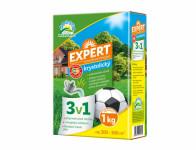 Hnojivo EXPERT krystalické 3v1 na trávník 1 kg