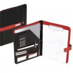 Obchodní složka/diplomatka Guriatti Evident A4-B-11-G černo-červená