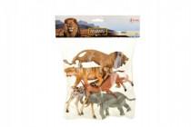 Zvířata safari plast 11-15cm