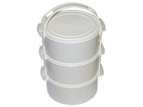 jídlonosič 3x1,5l plastový